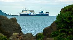 Wellington-New Bluebridge ferry Strait Feronia