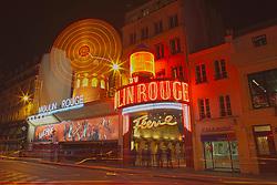 cabaret in Paris, France