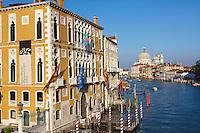 Italie, Venetie, Venise, Grand Canal // Italy, Veneto, Venise, Canale Grande