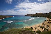Oahu. Hanauma Bay.