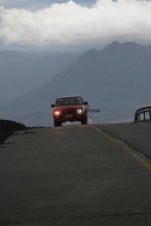 Volcano, Osorno, Chile, Patagonia, Ensenada