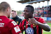 Östersunds FK v Kalmar FF 12 augusti Allsvenskan
