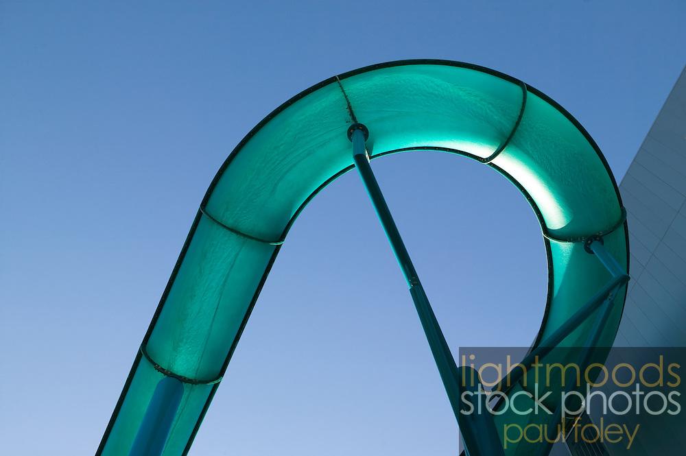 Water slide details, Glenelg, (Adelaide) South Australia
