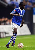 Fotball<br /> Tyskland<br /> 28.08.2010<br /> Foto: Witters/Digitalsport<br /> NORWAY ONLY<br /> <br /> Hans Sarpei (Schalke)<br /> Bundesliga, FC Schalke 04 - Hannover 96 1:2