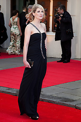 © Licensed to London News Pictures. 15/04/2012. Jodie Whittaker 2012 Olivier Awards Arrivals At The Royal Opera House, London, UK.  Photo credit : Richard Hurn / LNP