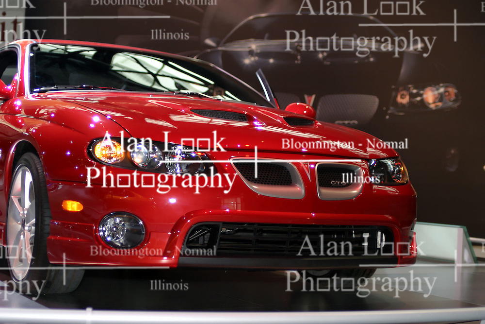 09 February 2006:  2007 Pontiac GTO.....Chicago Automobile Trade Association, Chicago Auto Show, McCormick Place, Chicago IL