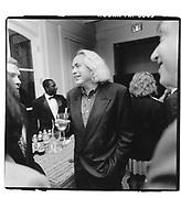 Leon Wieseltier. New Republic Anniversary Party. Washington© Copyright Photograph by Dafydd Jones 66 Stockwell Park Rd. London SW9 0DA Tel 020 7733 0108 www.dafjones.com