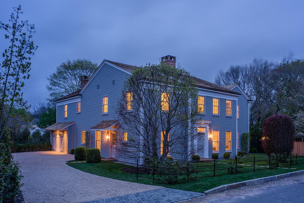 Modern Home Suffolk St, Sag Harbor, NY