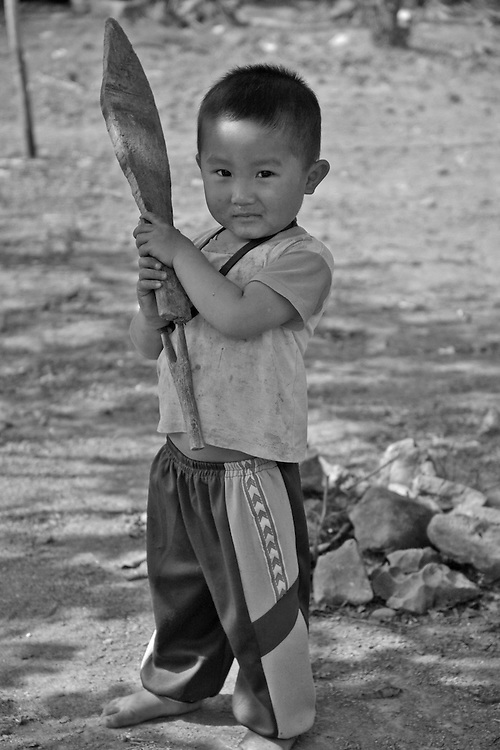 The people of Laos are so genuine and the children in The Hmong hilltribe villages I visited were a highlight of my trip.<br /> <br /> Luang Prabang, a UNESCO World Heritage Site and the heart of Laotian culture with over 33 Wats (Buddhist temples) and former royal palaces is one of the few places that will deliver a truly unique and genuine Southeast Asia experience that will certainly give you pause to replenish your soul. <br /> <br /> Located in North Central Laos and surrounded by mountains at the confluence of the Nam Khan and Mekong Rivers,  Luang Prabang is a harmonious fusion of crumbling French colonial architecture, breathtaking natural beauty, magnificent temples and wonderful genuine people making it a great place for spiritual contemplation and rejuvenation.<br /> <br /> Buddhism permeates every facet of life. Imagine waking up every day to the sound of bells, gongs and drums followed by  morning alms with the monks from all the temples making their rounds around town. <br /> <br /> It is truly a magical place.