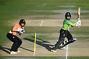Fran Wilson of Western Storm batting during the Kia Women's Cricket Super League Final match between Western Storm and Southern Vipers at the 1st Central County Ground, Hove, United Kingdom on 1 September 2019.