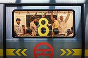 Delhi Metro, India 2013