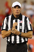 Chris LaMange referee photos