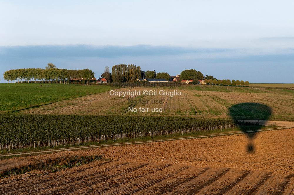 France, Haut-de-France, ex Picardie, Oise (60), region Compiégnois, survol // France, Haut de France, ex Picardy, Oise county, overfly France, Hauts-de-France, Oise