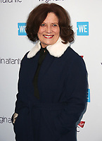 Margaret Trudeau, WE Day 2017 - UK Red Carpet Arrivals, Wembley Arena, London UK, 22 March 2017, Photo by Brett D. Cove
