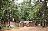 Ft Clatsop in Astoria, Oregon.