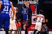 Brown III Jhon<br /> VL Pesaro - Happy Casa Brindisi<br /> Lega Basket Serie A 2018/2019<br /> Pesaro 26/01/2019<br /> M.Ciaramicoli   Ciamillo Castoria