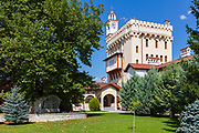 Main building of the monastery