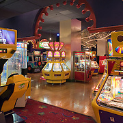 Video arcade, game machines, Arcade, Amusements, interactive
