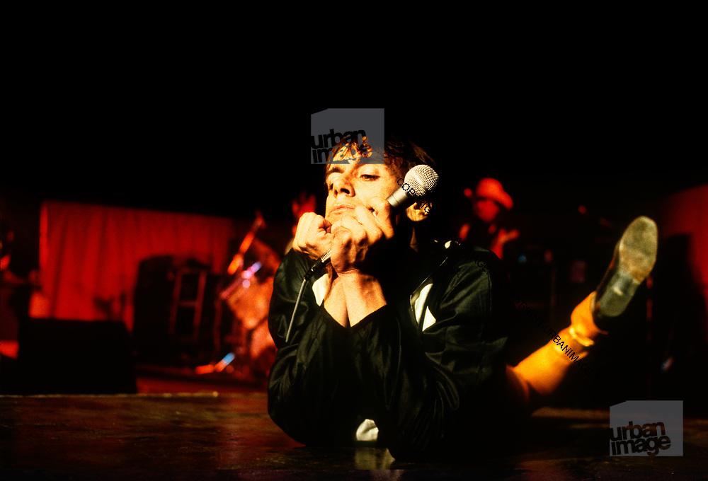 Iggy Pop live at the Music Machine - London 1978