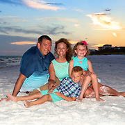 Gatrell Family Beach Photos