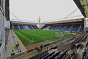 Deepdale Stadium during the Sky Bet Championship match between Preston North End and Fulham at Deepdale, Preston, England on 5 April 2016. Photo by Pete Burns.