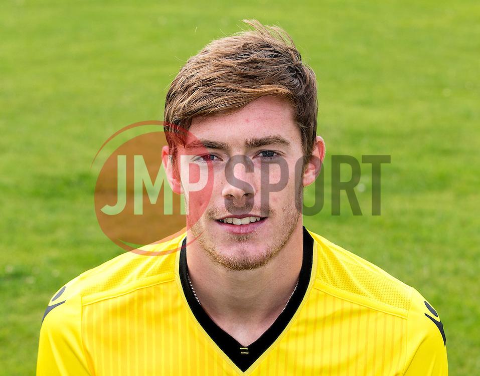 Luke James of Bristol Rovers - Mandatory by-line: Robbie Stephenson/JMP - 04/08/2016 - FOOTBALL - The Lawns Training Ground - Bristol, England - Bristol Rovers Head Shots