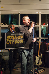 Stump City Soul perform live at Vagabond Brewing in Salem, Oregon