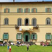 ITA/Lucca /20130521 - Presenttie Cast film De Toscaanse Bruiloft,