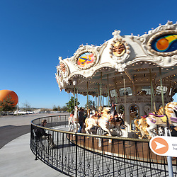 Carousel and Balloon, Great Park, Irvine, Orange County, CA