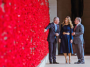 Queen Rania & King Abdullah State Visit Australia