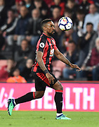 Jermain Defoe (18) of AFC Bournemouth during the Premier League match between Bournemouth and Manchester United at the Vitality Stadium, Bournemouth, England on 18 April 2018. Picture by Graham Hunt.