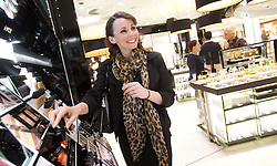 Birmingham International WDF lifestyle retail shoot. Pic David Poultney