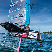 Day 5 - Amlin Int. Moth Regatta - Bermuda