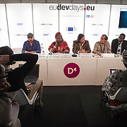 03 June 2015 - Belgium - Brussels - European Development Days - EDD - Migration - Migration and development - Role of diaspora in the development of the country of origin © European Union