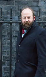 Downing Street, London, November 29th 2016. Strategic Advisor Nick Timothy arrives at 10 Downing Street.