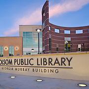 Folsom Public Libary, CA