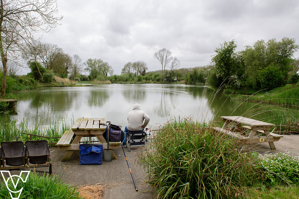 Lincolnshire Co-op Members Magazine feature on the society's Community Champions.  Burgh Angling Society and Community Nature Reserve are hoping money raised through the Community Champions scheme will be put towards creating a bore hole for water for their organic allotment, recycled plastic benches and repairing/replacing fishing platforms.<br /> <br /> Picture: Chris Vaughan Photography<br /> Date: May 8, 2017