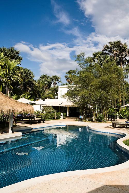 Soujourn resort. Siem Reap, Cambodia. Siem Reap, Cambodia