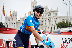 Lourdes Oyarbide (ESP) at La Madrid Challenge by La Vuelta 2019 - Stage 2, a 98.6 km road race in Madrid, Spain on September 15, 2019. Photo by Sean Robinson/velofocus.com