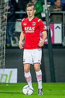 ALKMAAR - 06-02-2016, AZ - Vitesse, AFAS Stadion, 1-0, AZ speler Stijn Wuytens