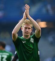 FUSSBALL   1. BUNDESLIGA   SAISON 2012/2013   LIGA TOTAL CUP  FC Bayern Muenchen - SV Werder Bremen       04.08.2012 Kevin De Bruyne (SV Werder Bremen)