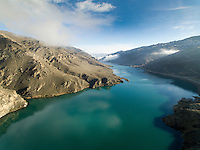 Lake Dunstan, Central Otago, New Zealand