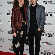 Craig Roberts and his girlfriend attend the European Premiere of Season 2 of The Man in the High Castle, available on Amazon Prime video Friday December 16 2016 at Curzon Bloomsbury on 14th December 2016, London,UK. Photo by See Li