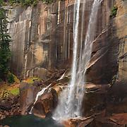 Vernal Falls - Autumn - Yosemite