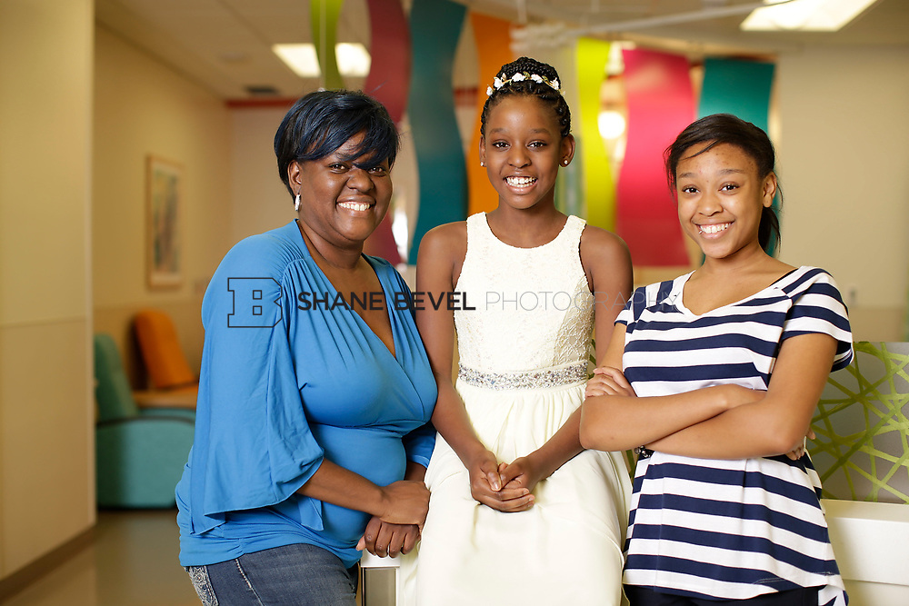 5/26/17 3:22:38 PM --  Sickle Cell Patients photographed for the St. Jude brochure. <br /> <br /> Photo by Shane Bevel