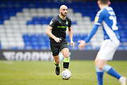 Forest Green Rovers Farrend Rawson(6) during the EFL Sky Bet League 2 match between Oldham Athletic and Forest Green Rovers at Boundary Park, Oldham, England on 15 February 2020.