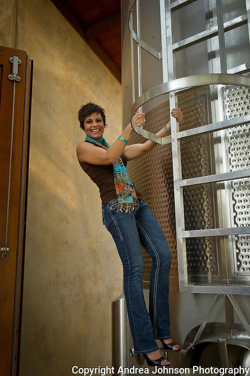 Amy Figgins, Figgins Family Wine Estates, Walla Walla, Washington