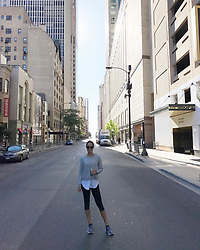 "Ana Ivanovic releases a photo on Instagram with the following caption: ""The beauty of jet lag and early mornings is that you get the city all to yourself! \ud83d\ude4c #chicago"". Photo Credit: Instagram *** No USA Distribution *** For Editorial Use Only *** Not to be Published in Books or Photo Books ***  Please note: Fees charged by the agency are for the agency's services only, and do not, nor are they intended to, convey to the user any ownership of Copyright or License in the material. The agency does not claim any ownership including but not limited to Copyright or License in the attached material. By publishing this material you expressly agree to indemnify and to hold the agency and its directors, shareholders and employees harmless from any loss, claims, damages, demands, expenses (including legal fees), or any causes of action or allegation against the agency arising out of or connected in any way with publication of the material."