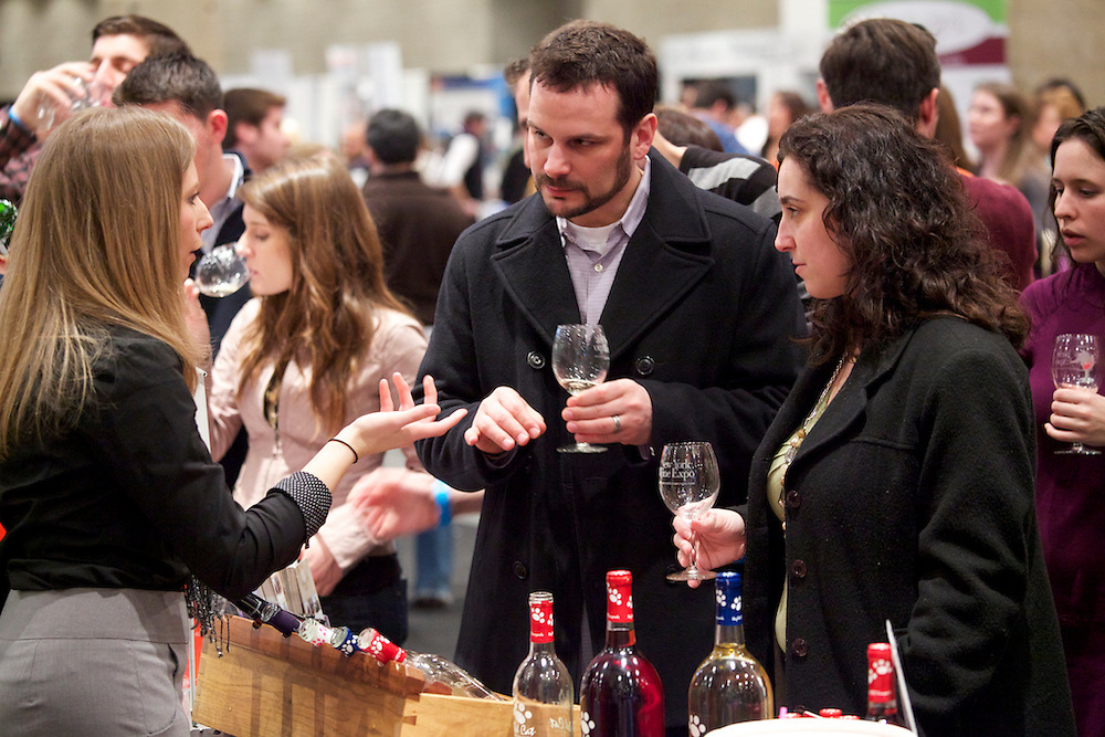 Wine expo nyc 2010 and 2011