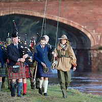 The River Tay 2017 Salmon Season Opening Ceremony…16.01.17<br />